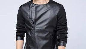 فروش کت مردانه چرم مصنوعی ایرانی