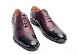 خرید کفش چرم مصنوعی ورنی